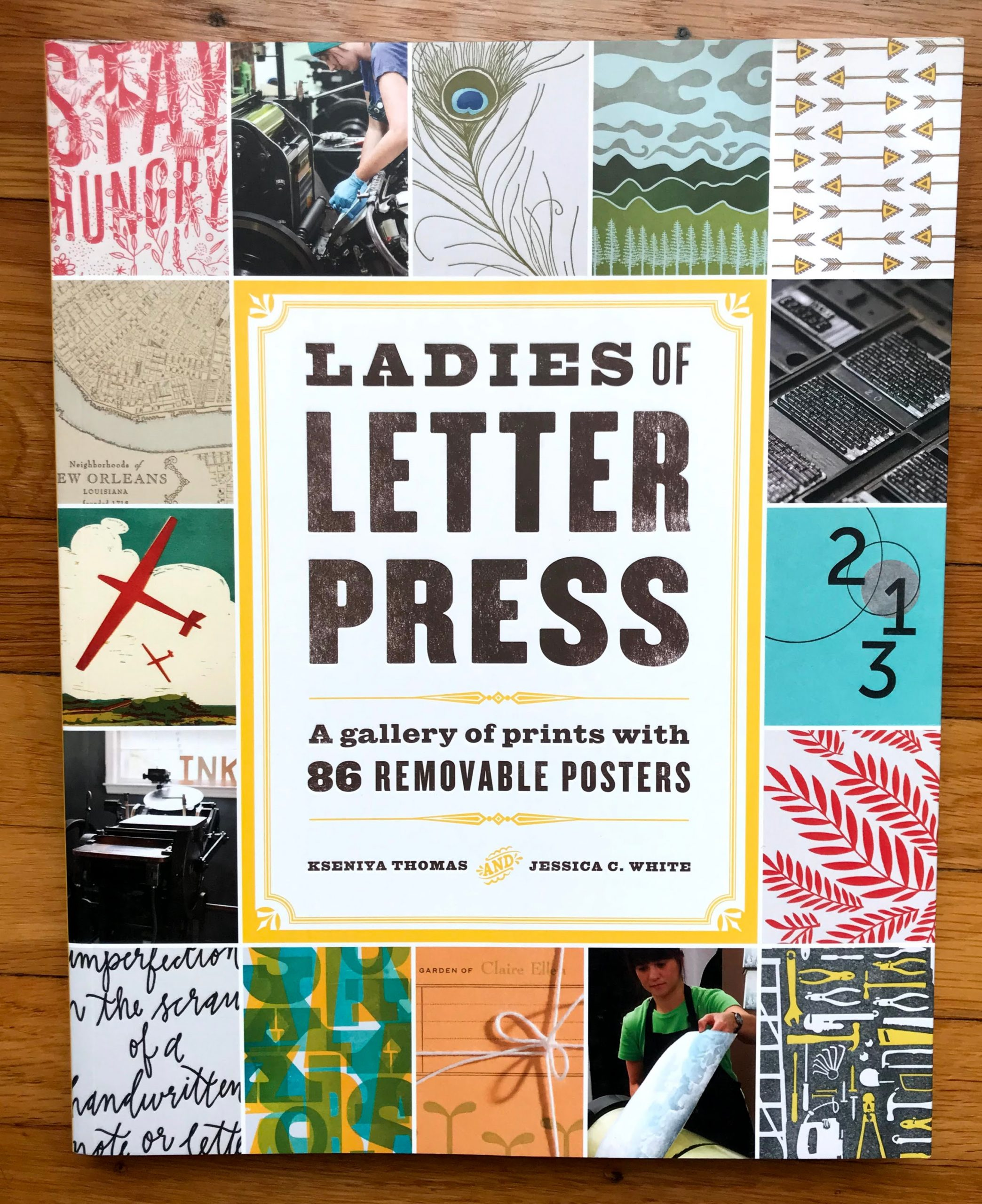 Cover of Ladies of Letterpress