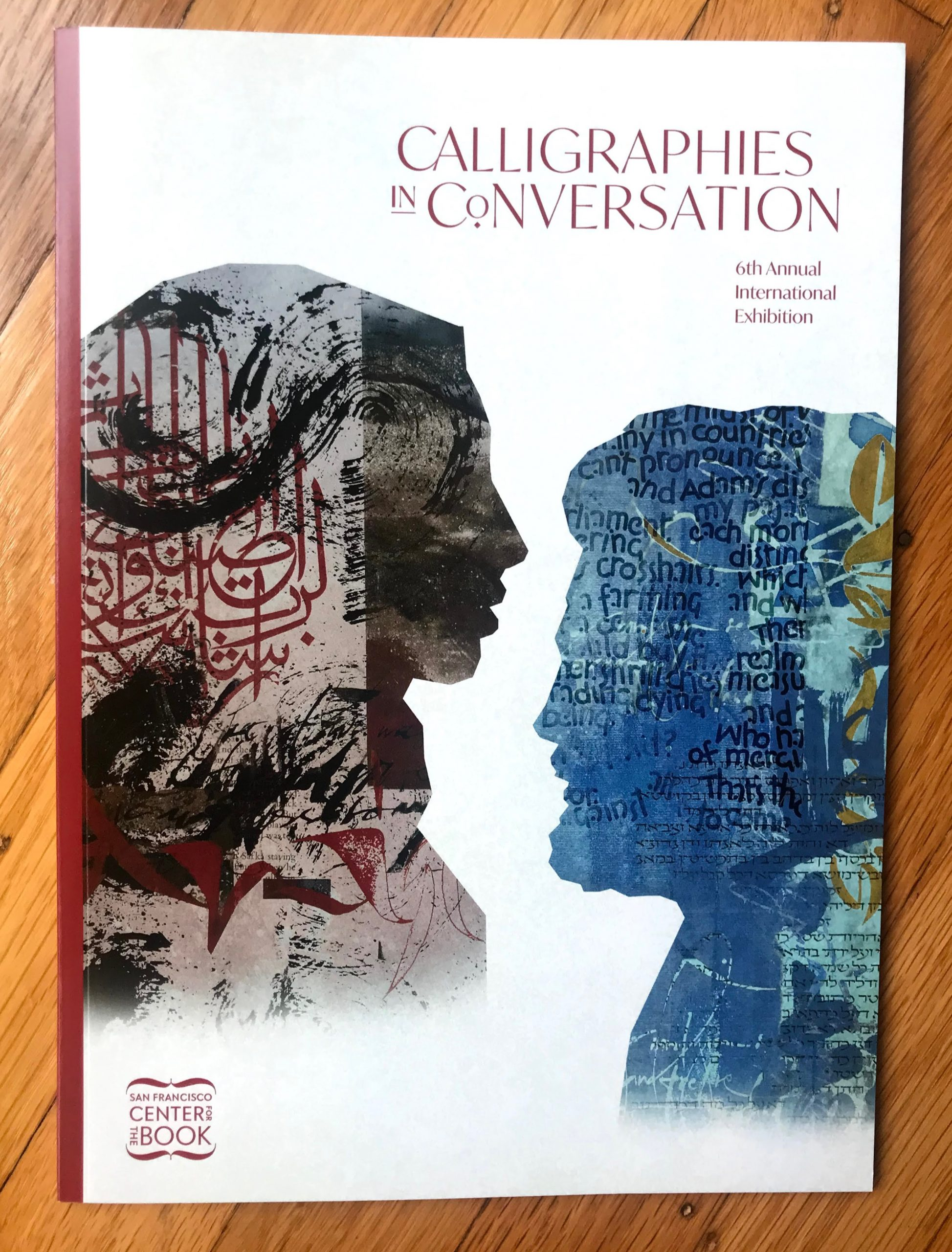 Cover of Calligraphies in Conversation