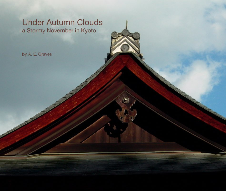 cover of Under Autumn Clouds: A Stormy November in Tokyo by A.E. Graves