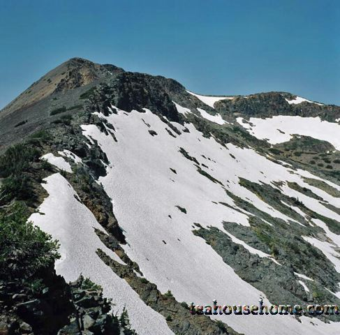 Dick's Peak, Desolation Wilderness, Lake Tahoe area, California