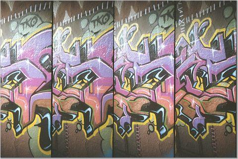 street art graffiti in SF
